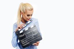 filmy reklamowe kraków modelka studio