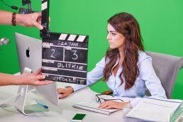 filmy reklamowe kraków modelka greenbox