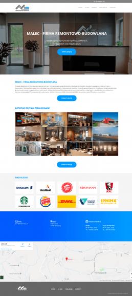 tworzenie strony www kraków firma